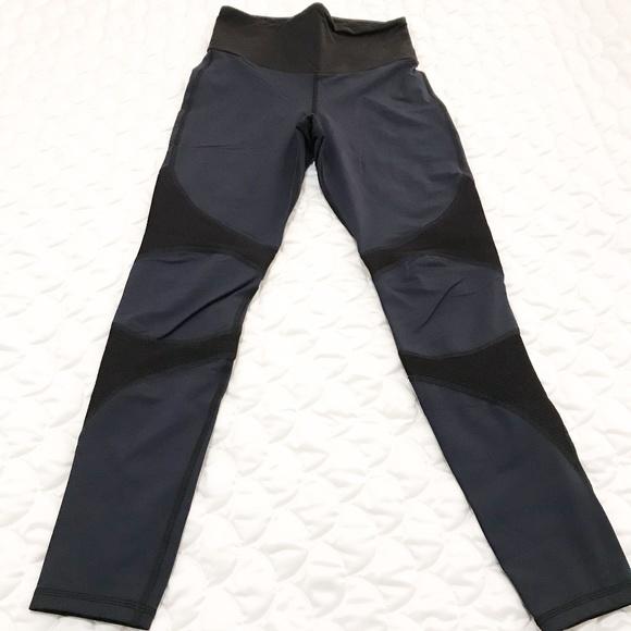 MICHI - Drift High Waisted Legging (Deep Sea Navy)